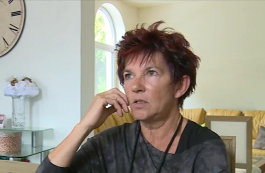 Françoise Coutini Couturier. Foto: Captură Digi24