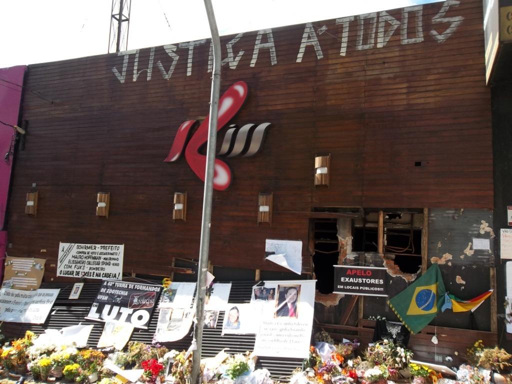 Clubul Kiss, din Brazilia, a fost locul unde au murit 242 de oameni (Wikimedia Commons)