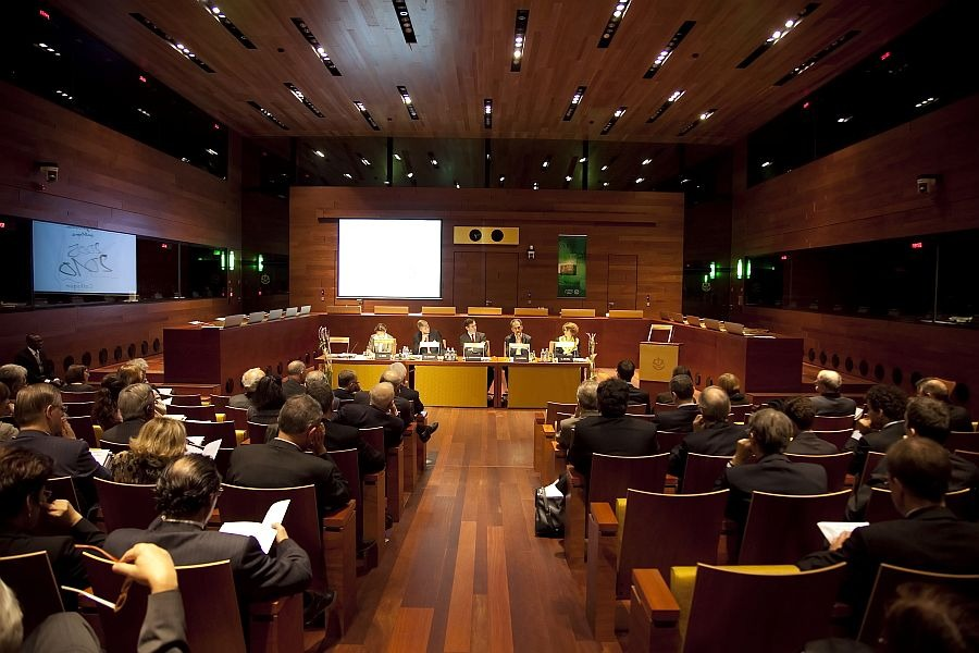 Curtea de Justiție a Uniunii Europene FOTO: curia.europa.eu