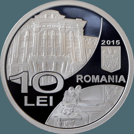 Noua monedă lansată de BNR (bnr.ro)