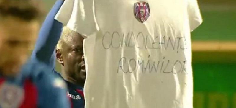 Ousmane N'Doye s-a comportat ca un român adevărat aseară (digisport.ro)