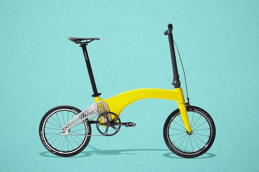 Hummingbird, cea mai ușoară bicicletă pliabilă din lume, făcută de doi români