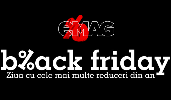 Black Friday 2015 eMAG