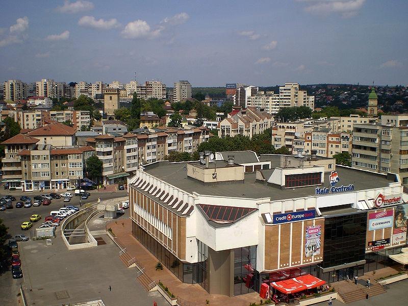 Iașiul are mari probleme cu poluare (Wikimedia Commons)
