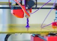 Imprimantele 3D sunt la mare căutare în ultimii ani (Wikimedia Commons)