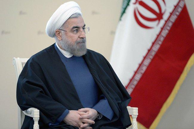 Hassan Rouhani, președintele Iranului (Wikimedia Commons)