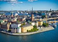 Stockholm, Suedia (Wikimedia Commons)
