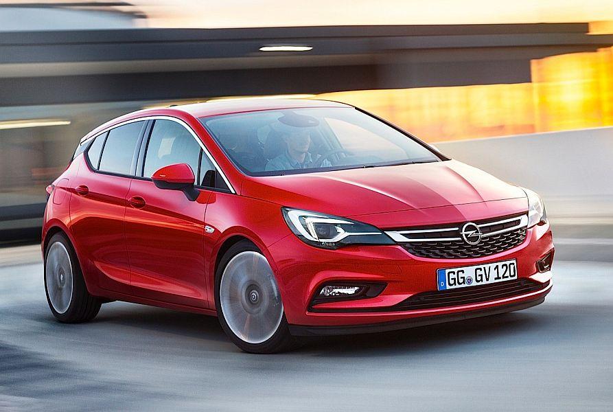 Opel Astra, mașina anului în România