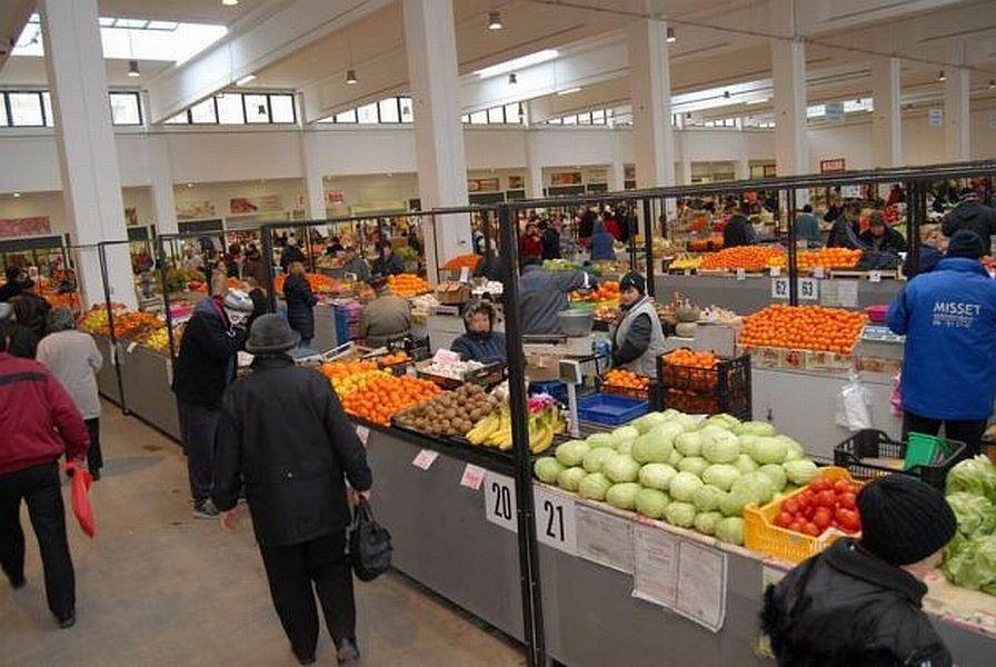 Piața Rogerius FOTO: Adevărul