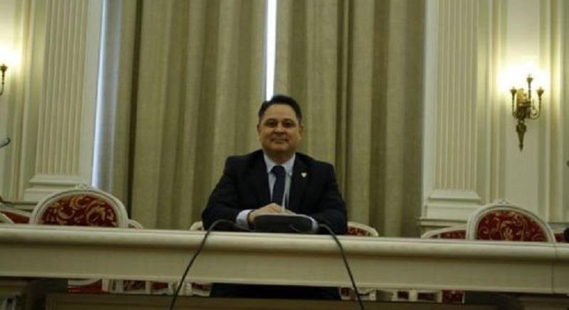 Ionel Agrigoroaei, senator UNPR (barfadeiasi.ro)