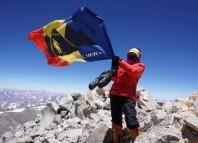 Dor Geta Popescu este un adevărat fenomen în lumea alpinismului