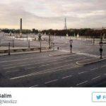 Stăzile goale din Paris erau de fapt doar niște trucaje foarte bine realizate (Silent World)