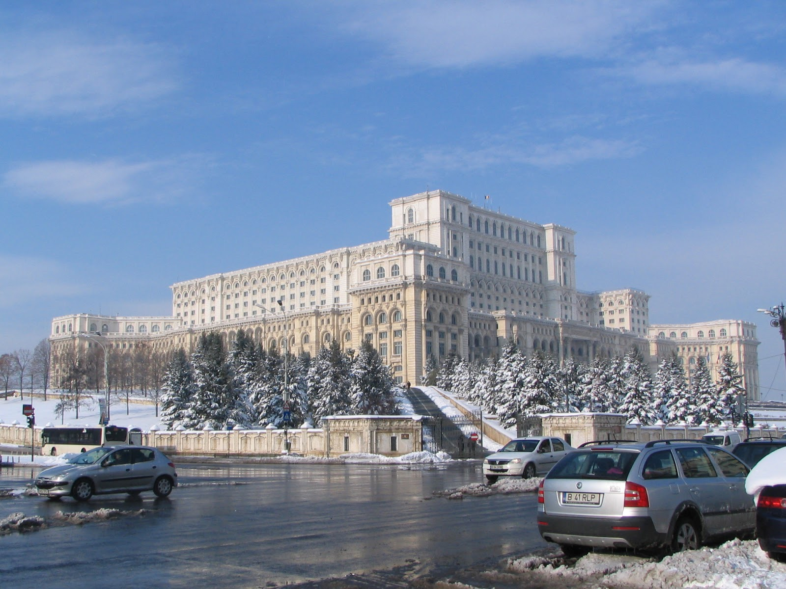 Prognoza meteo pentru București de Revelion nu este una prea optimistă (Foto: lmar2012b.blogspot.ro)