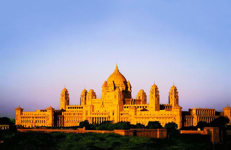 FOTO: Umaid Bhawan Palace/Wikimedia Commons