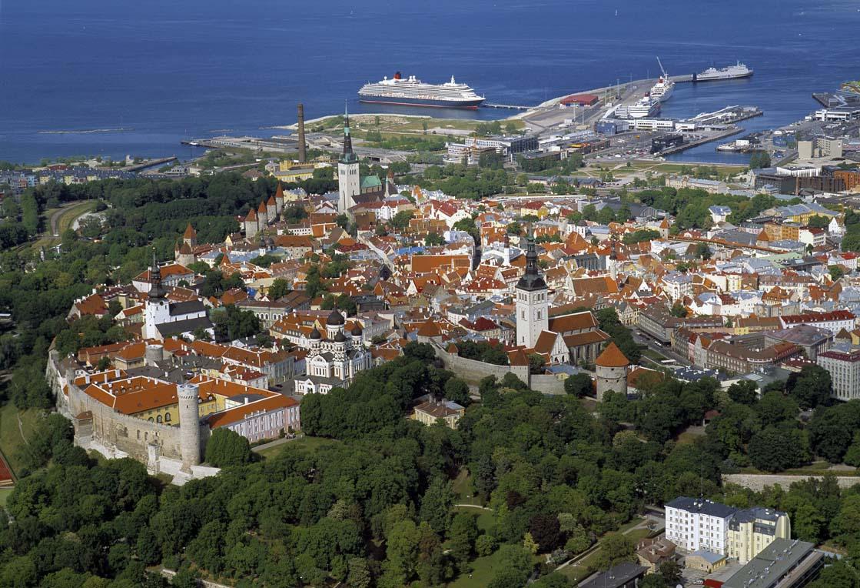 Estonia este prima în top (Wikimedia Commons)