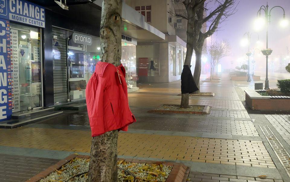 haine in copaci