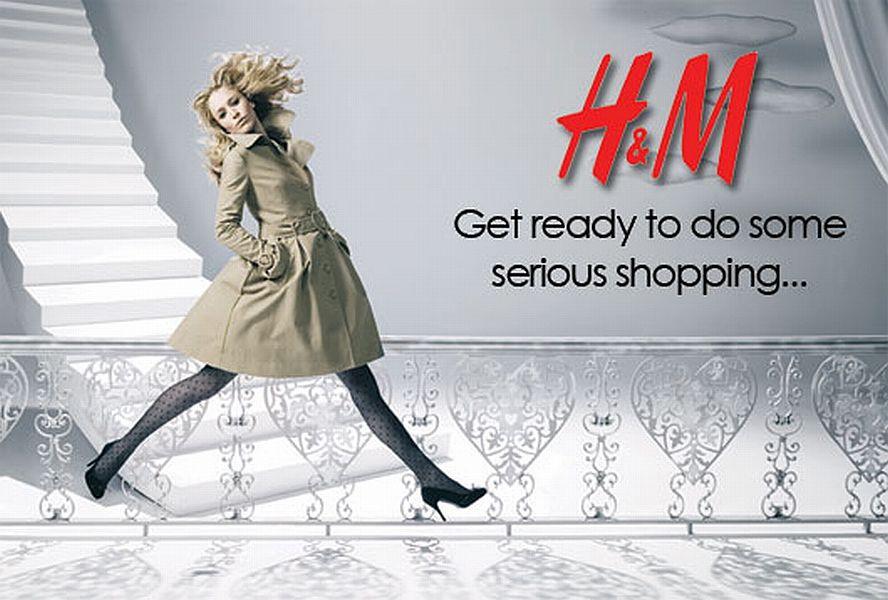 Locuri de muncă la H&M