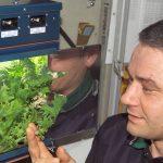 plante stația spațială internațională