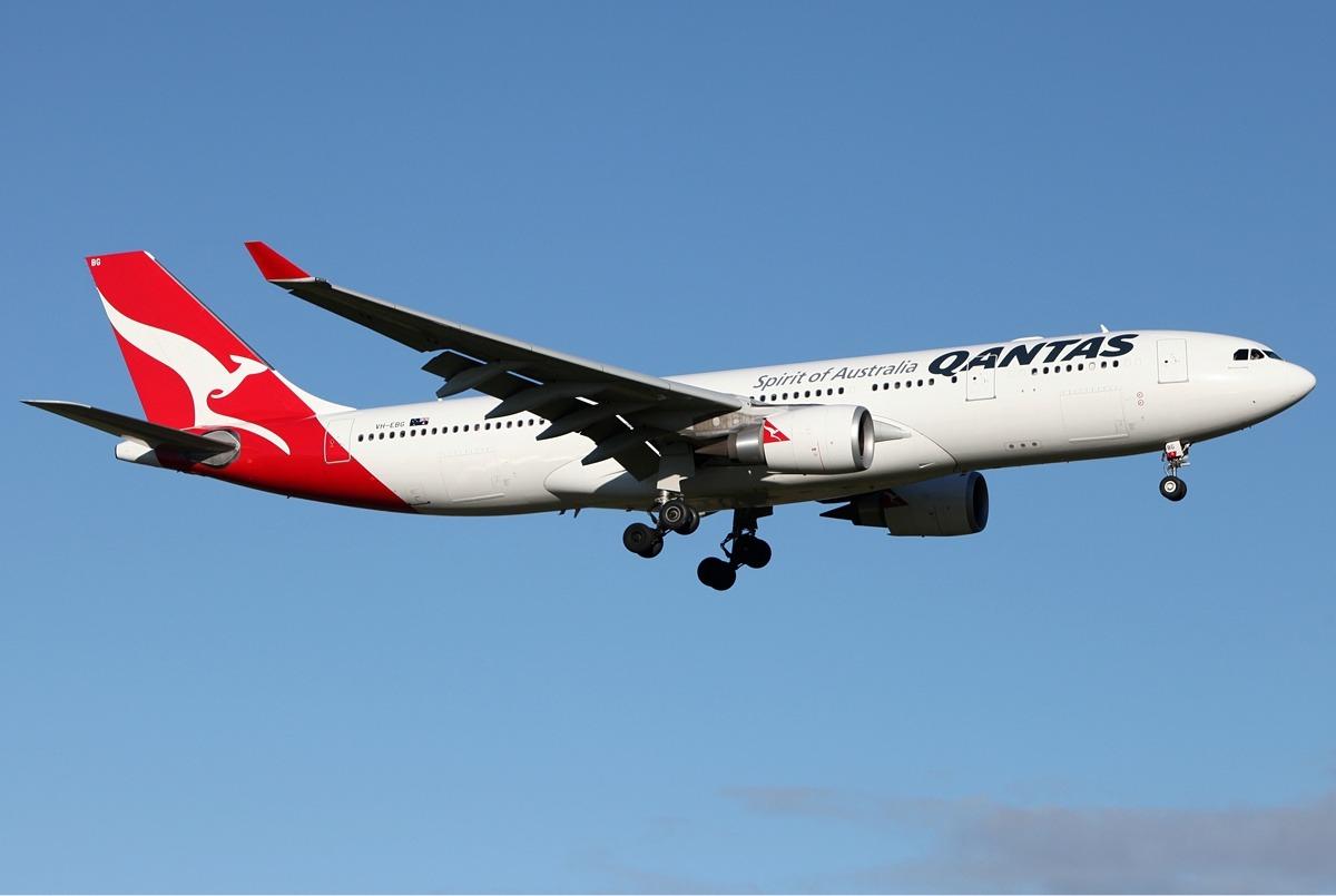 Australienii de la Qantas au cele mai sigure avioane (Wikimedia Commons)