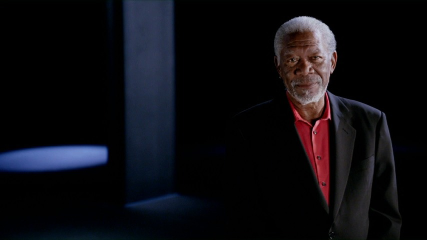 Morgan Freeman FOTO: Captură documentar Discovery Science