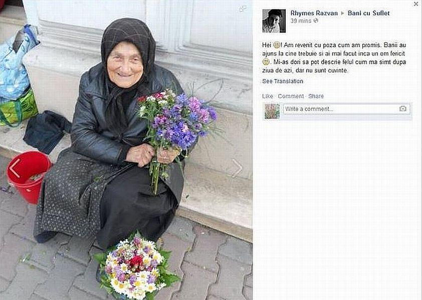 FOTO: Captură Facebook