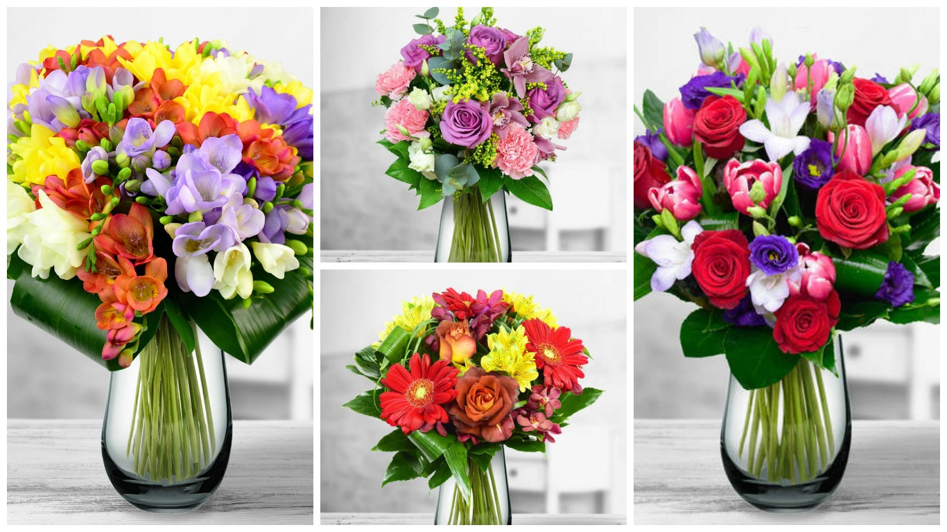 buchet de flori reusit idei si modele