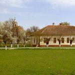 satul rotund din românia