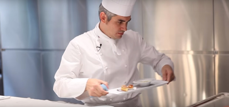 Chef Benoit Voilier conducea cel mai bun restaurant din lume (Youtube)