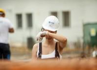 Locuri de muncă în construcții Foto: Ovidiu Micsik (Habitat for Humanity România Facebook)