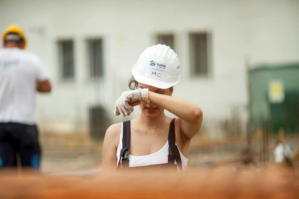 Locuri de muncă Foto: Ovidiu Micsik (Habitat for Humanity România Facebook)