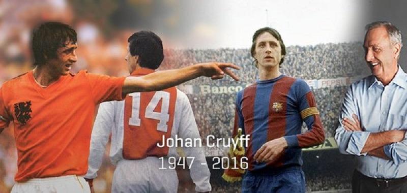 A murit Johan Cruyff (Twitter)