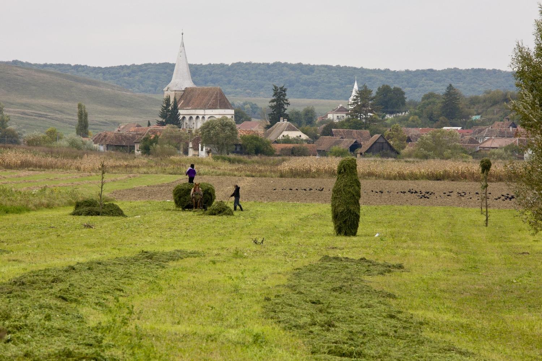 românia rurală