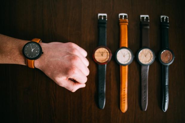 Ceasurile de mână din lemn, o invenție românească (Noah Watches)