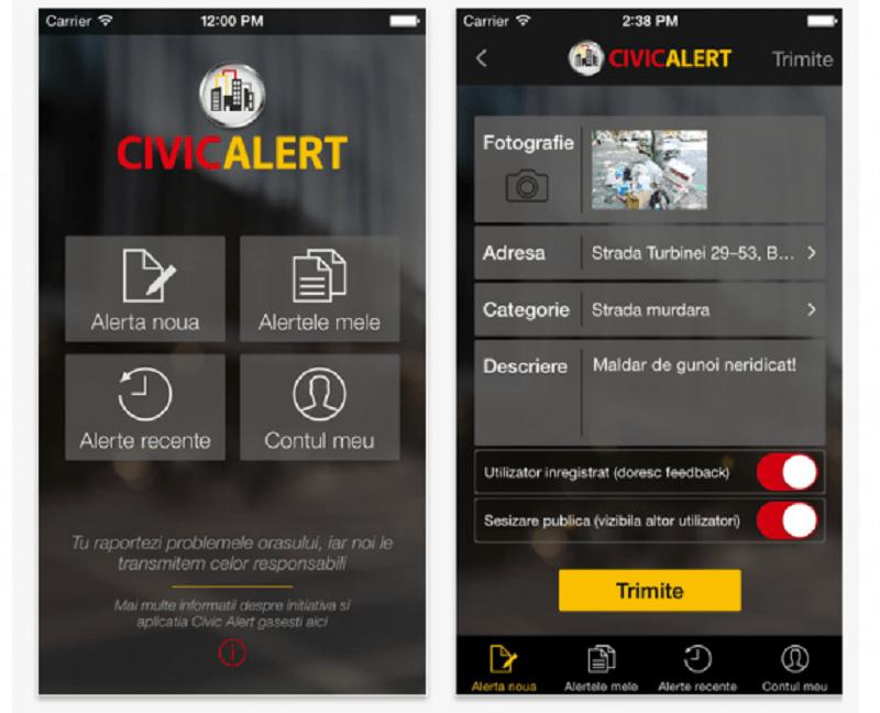 Civic Alert