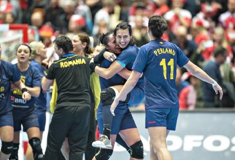 România s-a calificat pentru a 23-a oară la Campionatul Mondial de Handbal (Facebook - FRH)