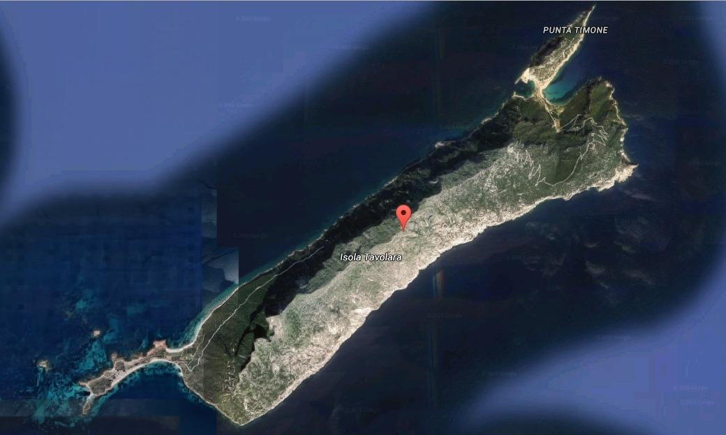 insula tavolara