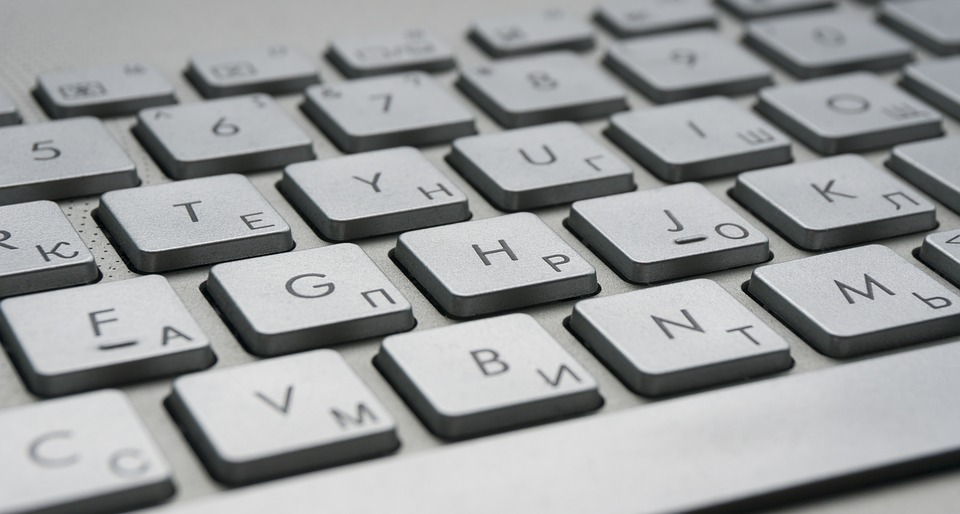 litere tastatură
