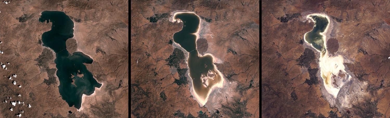 lacul urmia