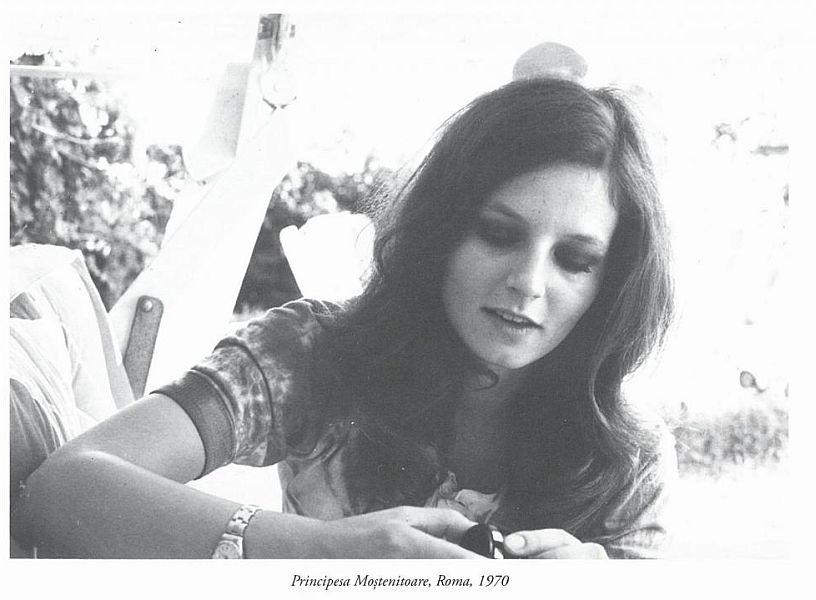 Principesa Margareta FOTO: Arhivă personală