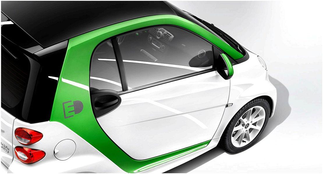 FOTO: Smart Electric Car