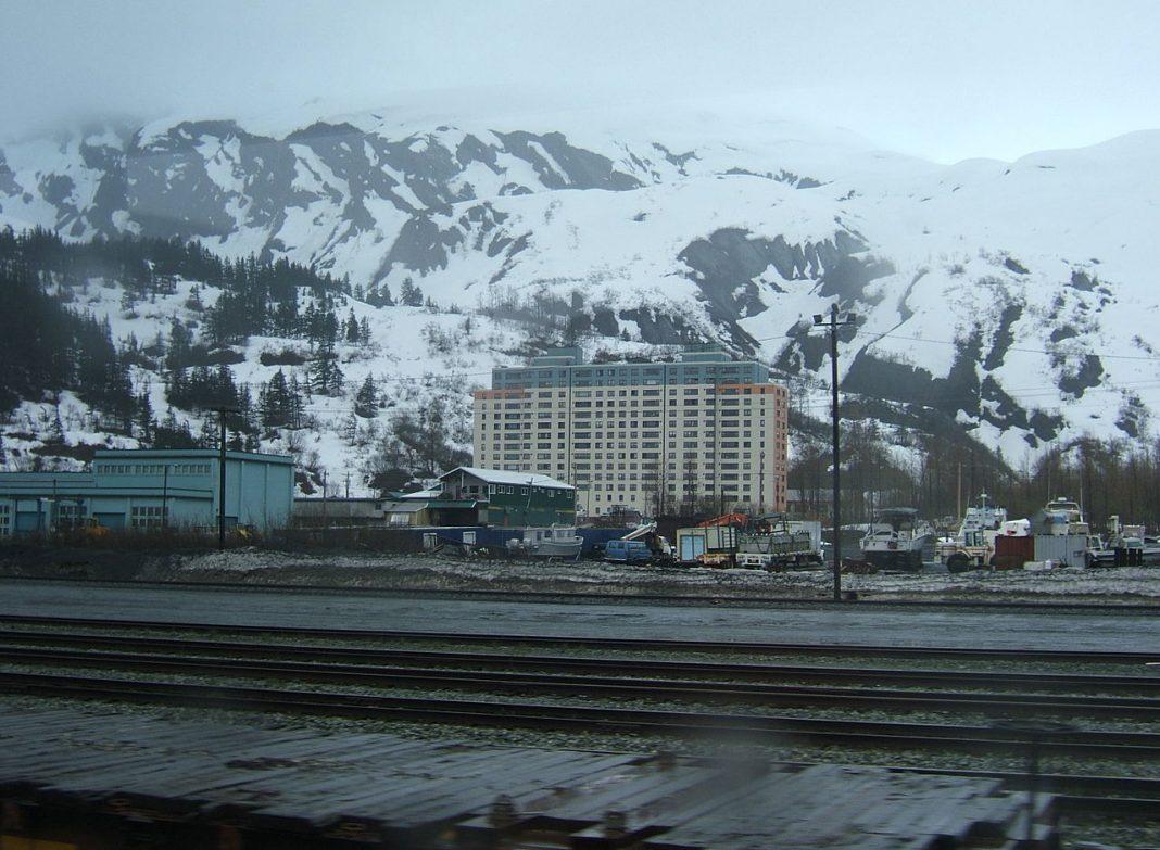 turnurile begich alaska