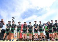 Daimon Women Cycling Team are 11 componente (Facebook)