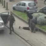 Momentul în care Mohamed Abrini a fost arestat