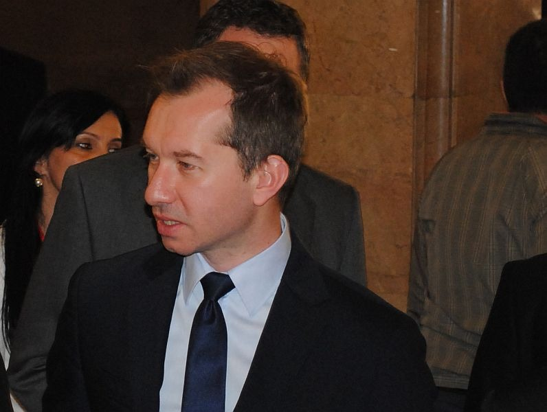 Mihai Sturzu FOTO: Ionuț Fantaziu/GreatNews