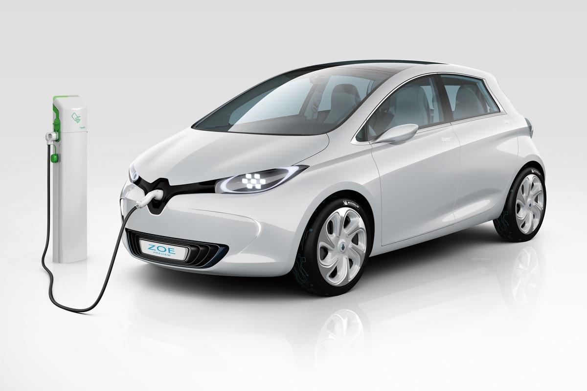 Rabla 2017. Eco-bonus consistent la achiziția unei mașini electrice FOTO: Renault Zoe