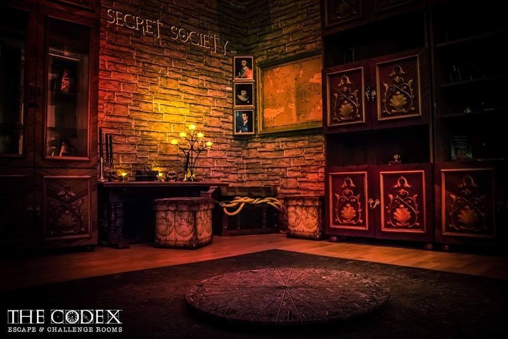 camere de evadare bucurești the codex