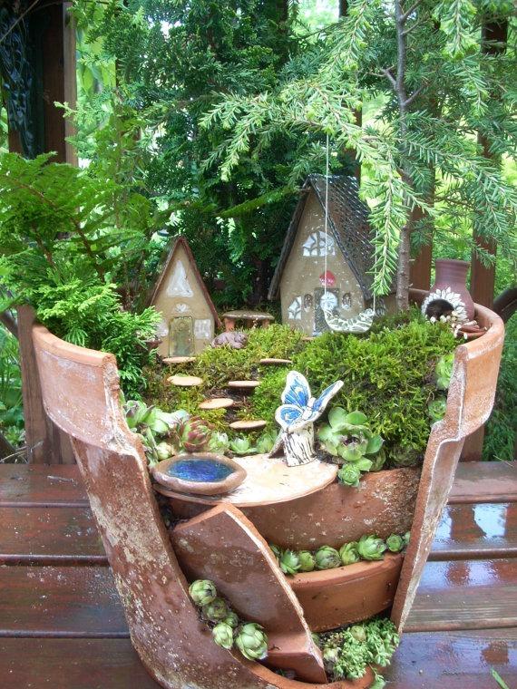 Idei pentru amejarea grădinii