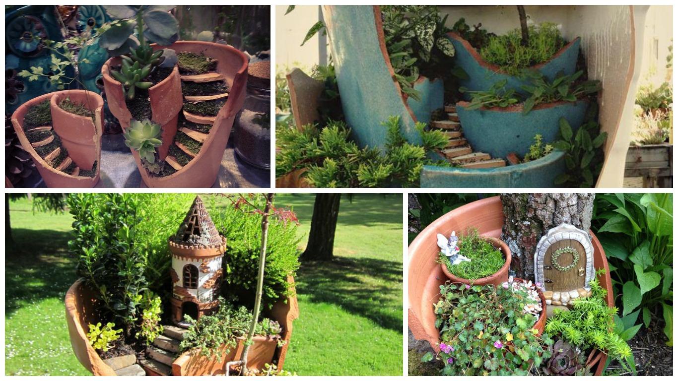 Idei pentru amenajarea grădinii