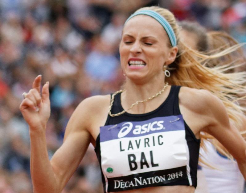 Mirela Lavric a fost depistată pozitiv la un control antidoping (Wikimedia Commons)