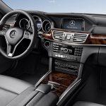 mercedes e350 4matic interior